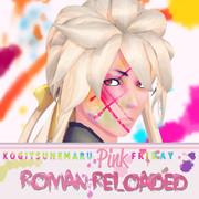 Roman Reloaded【MMDレコードCDジャケットアート選手権】