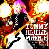Tommy Hijilin & Friends Live At Myouren Temple