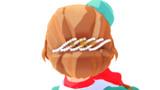 【配布あり】髪飾り