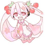 桜ミク~(^ω^)9m
