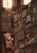 鎮守府の倉庫
