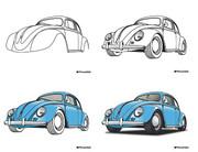 VW・ビートル type1①