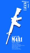 M4A1スマホ用壁紙