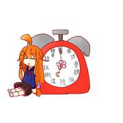 うーちゃん目覚まし時計 その1