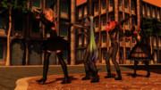 落日の旧市街【第四回ガンアクションinMMD】