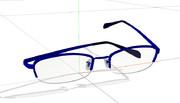 ハーフリム眼鏡配布とアンダーリム眼鏡更新のお知らせ