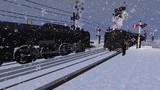 [minecraft]とある雪国の駅
