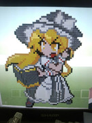 【Minecraft】霧雨魔理沙 Aまりさ【人形劇1.8】