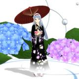 梅雨の翔鶴