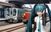 福島駅にて(其の参)