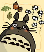 マウスで落書き( `・ω・´ )