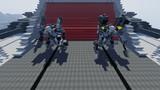 【Minecraft】JointBlock製ロボ その3