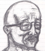 [父の日](戦時大日本帝国の)お父さん 鉛筆画