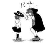 「この帽子を、貴方に預ける」