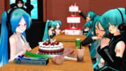 latちゃんの誕生日