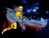 艦これ風 宇宙戦艦ヤマト