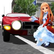 【レア様】レア様と愛車2000GTその1【MMD自動車】