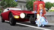 【レア様】レア様と愛車2000GTその2【MMD自動車】