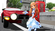 【レア様】レア様と愛車2000GTその3【MMD自動車】