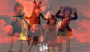 レイセンチームVS紅龍ミラボレアス(紅の終焉)