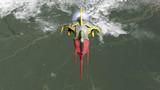 浮遊大陸上空 哨戒活動/宇宙戦艦ヤマト2199メカコレコスモゼロ