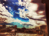 曇り時々晴れ