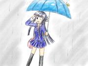 梅雨時のAME-6さん