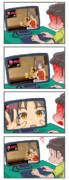 クッキー☆4コマ.MPEG