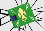 【仮面ライダー龍騎】カードデッキ:ベルデ