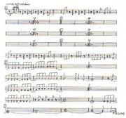 Splatoonの戦闘曲BassTAB譜