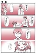 デレマス漫画 第44話最終話「笑顔」