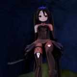 闇堕ちした姫騎士