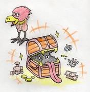 キョロちゃん&おもちゃボックス
