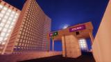 [minecraft]大都市の夜景