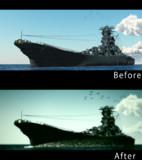俺の艦これがなんか違う4のビフォーアフター