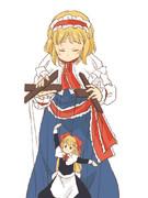 操り人形とアリス