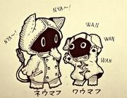 ネウマフ&ワウマフ