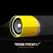 RIDGE RACER V【MMDレコードCDジャケットアート選手権】
