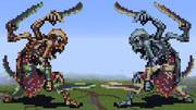 【Minecraft】剣神 & ロアリングナイト
