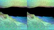 立体視画像56「洞窟」