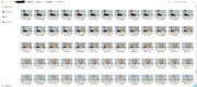 【Minecraft】マイクラでごちうさOPを再現してみた【証拠画像2】