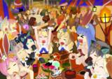 ケモミン森の感謝祭!