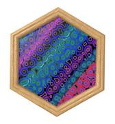六角形の鏡2