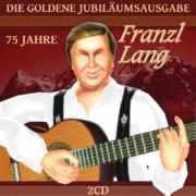 Franzl Lang - 75 JAHRE【MMDレコード・CDジャケットアート選手権】