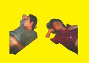 眠るマジメ君とGO.YB