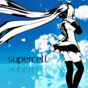 supercell【MMDレコードCDジャケットアート選手権】