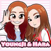 KARA ハラ&ヨンジ