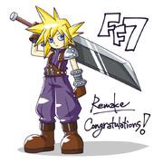 FF7リメイク記念!