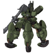 ガザC拠点防衛仕様 AMX-003/C2