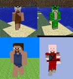 【Minecraft スキン】 スキン適用まとめ